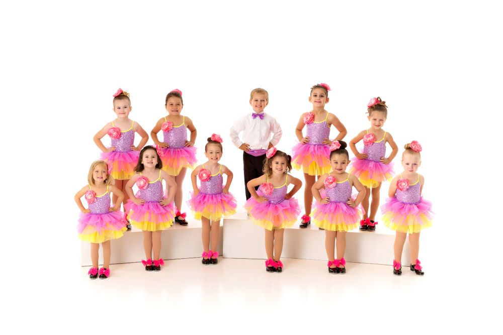 Preschool Ballerinas